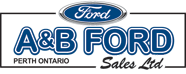 A & B Ford Sales Ltd.
